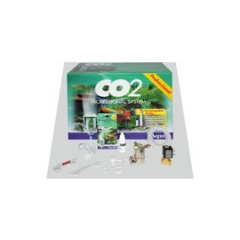 Kit complet co2 rechargeable 1.48 kg professionnal system aquili
