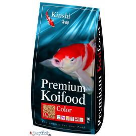 Nourriture pour koi color 6 mm kinshi premium 5 kilos