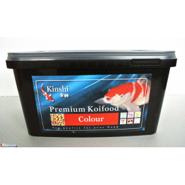 Nourriture pour Koi Color 6 mm Kinshi premium 5 litres