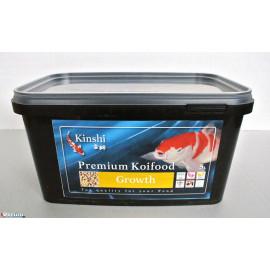 Nourriture pour Koi Growth 3 mm Kinshi premium 5 litres