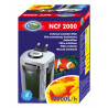 FILTRE EXTERIEUR NCF-2000 L/H +400gr charbon +400gr céramiques