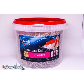 Nourriture pour Koi Promix 3 mm Kinshi premium 5 litres
