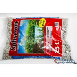 Substrat pour bassin 8/16 blanc sac 25 litres