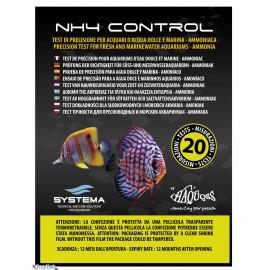 Test nh4 control amoniac (20 tests)