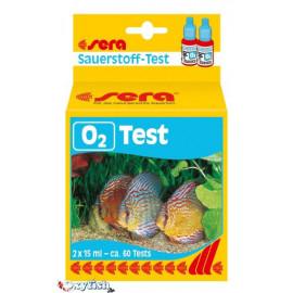 Test o2 (test oxygéne) sera 15 ml