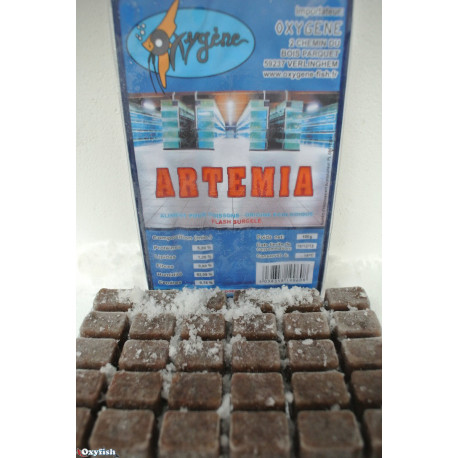 Artemia blister 100 grs (brine shrimps)