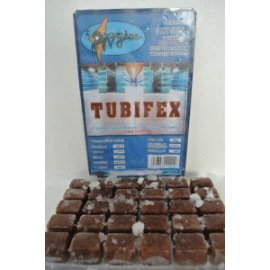 Tubifex blister 100 grs