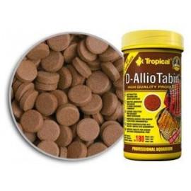 D-allio tabin 180 tablettes adhesives pour discus 150 ml