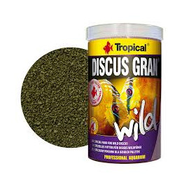 Discus gran wild pour discus sauvage  250 ml