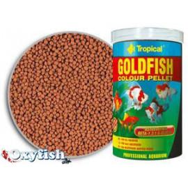 Goldfish colour pellet - granules - boite 100 ml