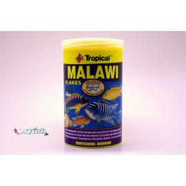 Nourriture Cichlides Malawi paillettes - boite 1000 ml