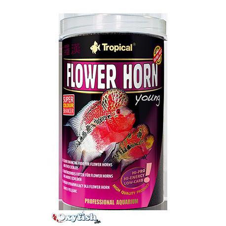 Nourriture flower horn 250 ml