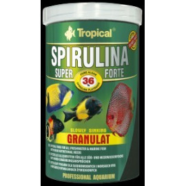 Super spirulina forte 36% granulat 1000 ml