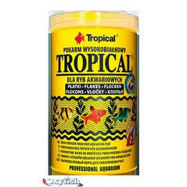 Tropical paillettes boite 250 ml