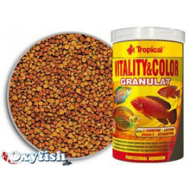 Vitality & color - granule - boite 250 ml