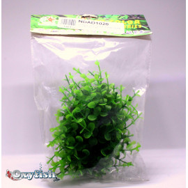 Plante plastique avant plan 12 cm x 8.5 cm
