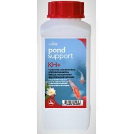 Kh + 1 litre 25 ml/150 litres augmente la valeur de 1 kh