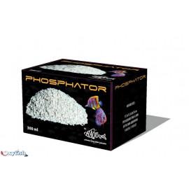 Phosphator 400 ml/195 gr baisse de 1ppm les phosphates pour aqua 200l