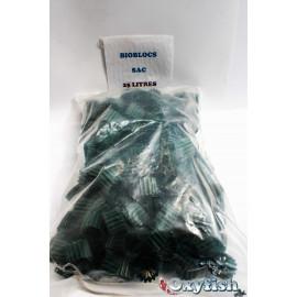 Bioblocks sac 25 litres