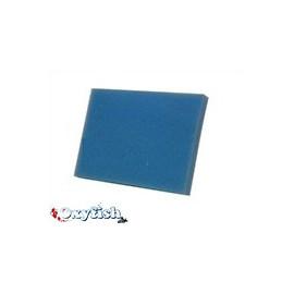Mousse bleue moyen gros T20 50 x 50 x 5 cm