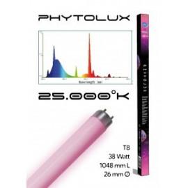 Tube t8 25000° phytolux 38 watt- 1048 mm