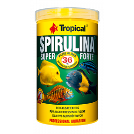 SPIRULINE SUPER FORTE 36% PAILLETES 1000ML