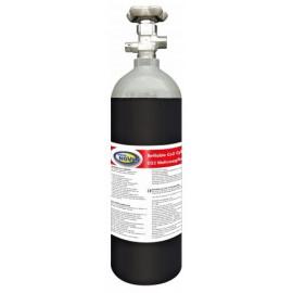 BOUTEILLE CO2 - 2 LITRES  vendue pleine et Rechargeable