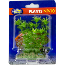 PLANTE PLASTIQUE 10 CM 08078