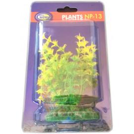 PLANTE PLASTIQUE 13 CM 13134