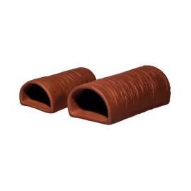 TUNNEL CÉRAMIQUE POUR LORICARIDES 6 X 3.5 X 11.5 cm