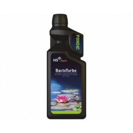 Bacto Turbo bactéries pour bassin HS Aqua 500 ml  ( 20ml / 400L )