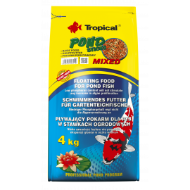 POND STICKS MIXED 5L/400gr  TROPICAL