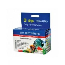 Test Easy Life Bandelettes TEST 6 en 1 (50 bandelettes)
