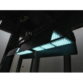 PROJECTEUR OXY-VISION NT-EN24 - 200W - Dim. 571 x 292 x 199mm - Contrôleur Wifi inclus