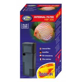 Filtre Interne 300L/H pour aquarium de 50 Litres