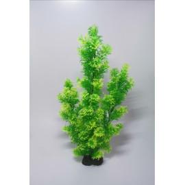Plante plastique sur socle 13 x 8 x 45cm (YS-10209)