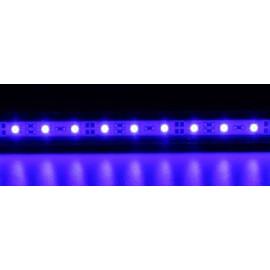 Tube LED simple Bleu 105 cm 12V + 3A transformateur électrique