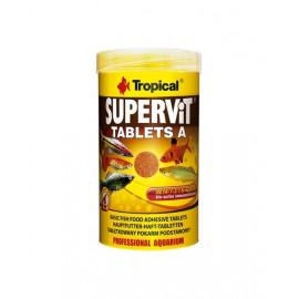 Supervit tablets A - Tablettes adhésives - Boite 250 ml