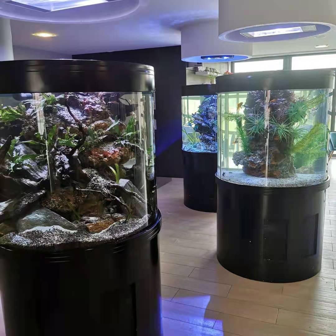entretien aquarium cylindrique pro